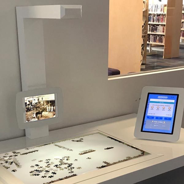 Ipswich Library Jigsaw