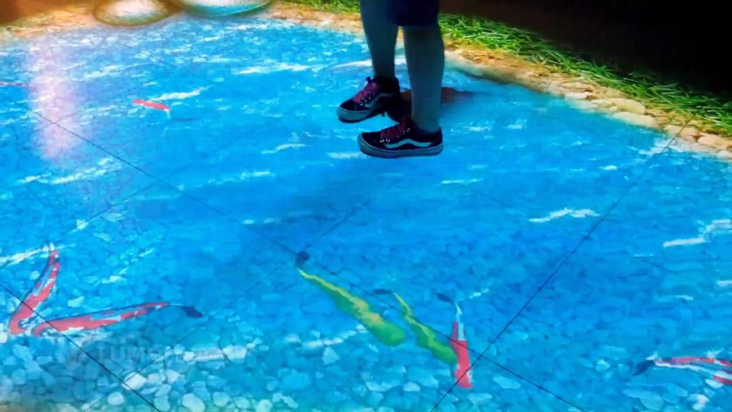 Interactive Floor DisplayPreview