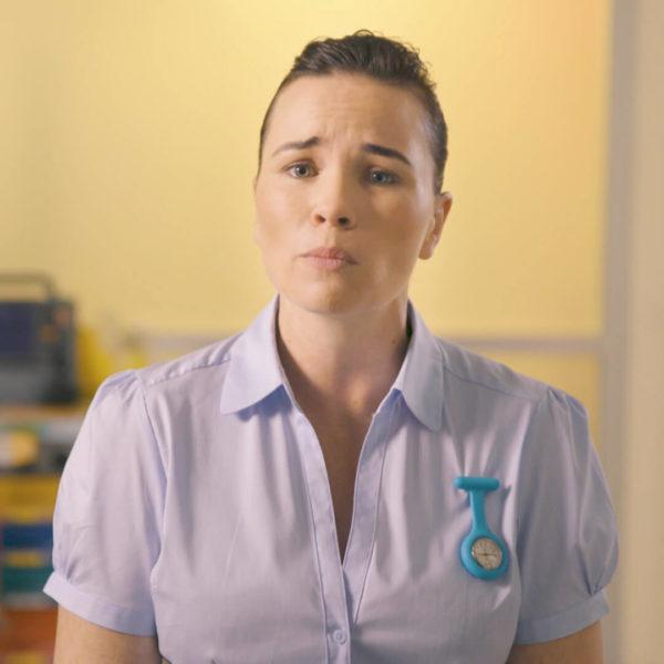 How many nurses are on duty?