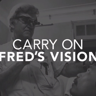 Tim Minchin and Missy Higgins help carry on Fred Hollows' vision